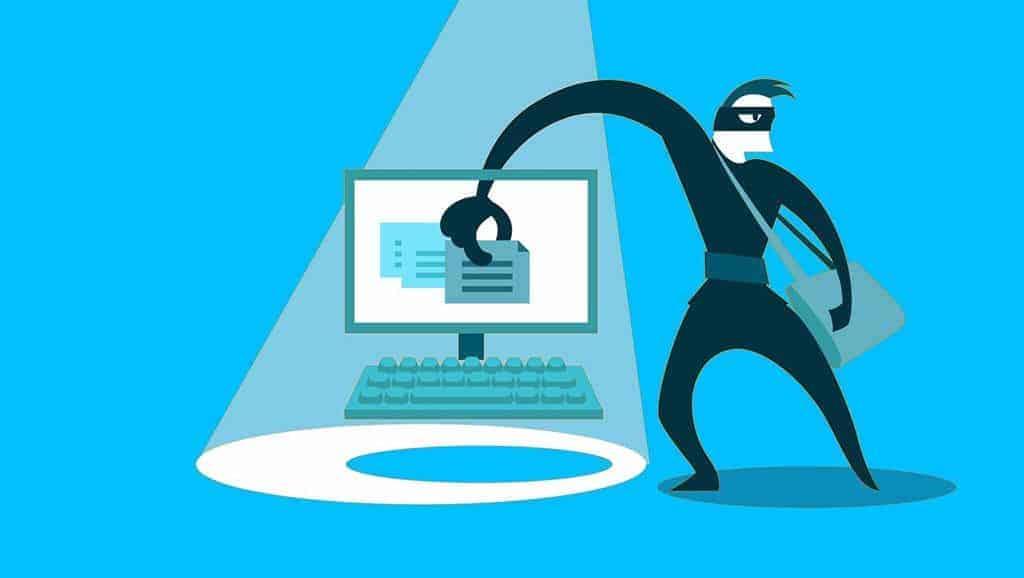 trộm nội dung người khác