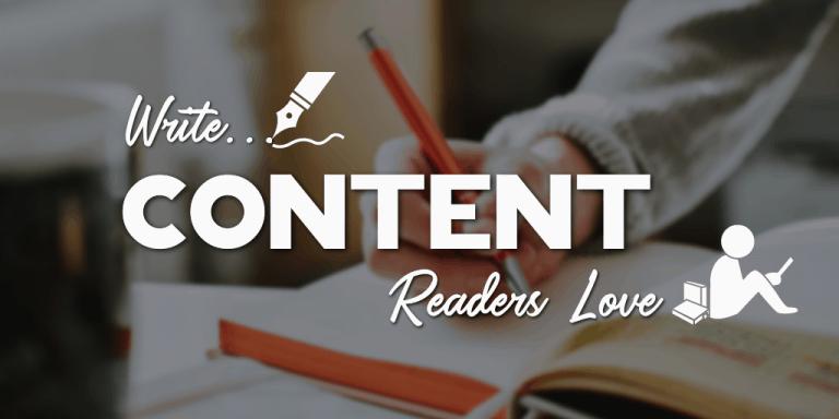 3 Cách viết CONTENT hấp dẫn