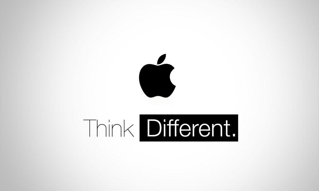 Apple Tagline