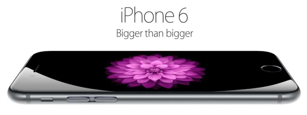 Iphone 6 Slogan