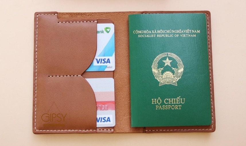 Ho Chieu Passport Stripe