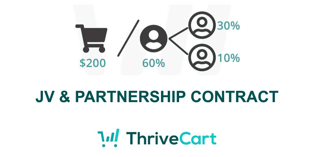 Jv Partnership Thrivecart