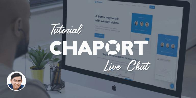 Chaport Ứng dụng chat trực tuyến đơn giản hiệu quả cho mọi website